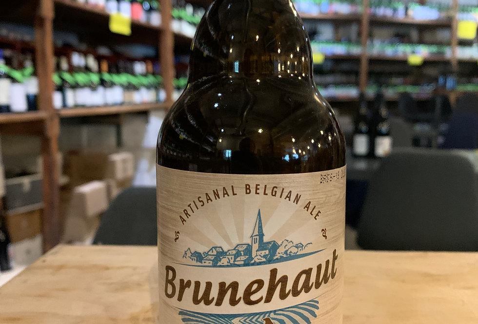 Bière Brunehaut Blanche Sans Gluten 33 cl 5°
