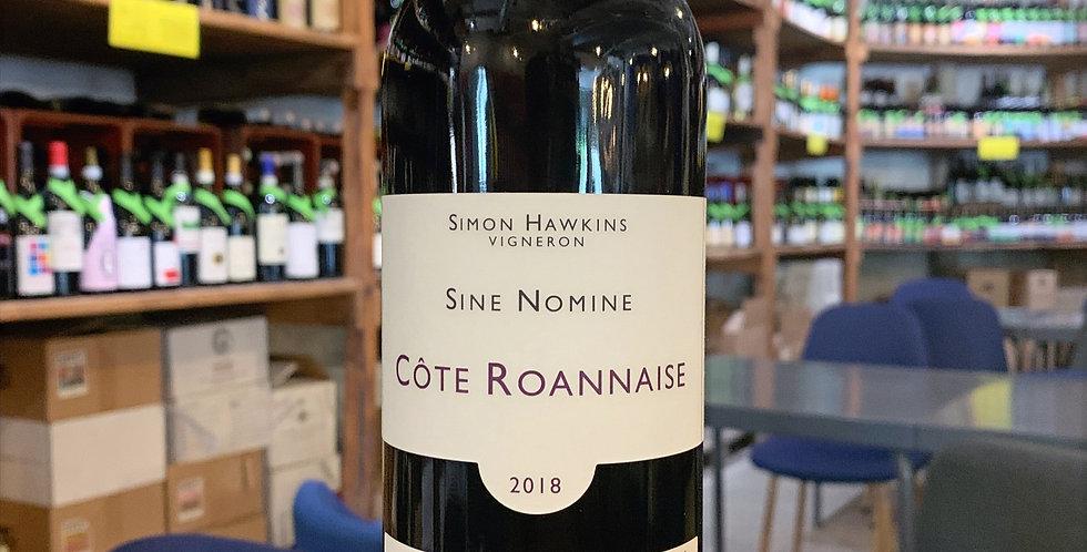 Côte Roannaise Siné Nominé - Simon Hawkins 2018