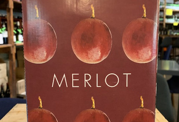 IGP Oc Preignes Merlot BIB 5 L