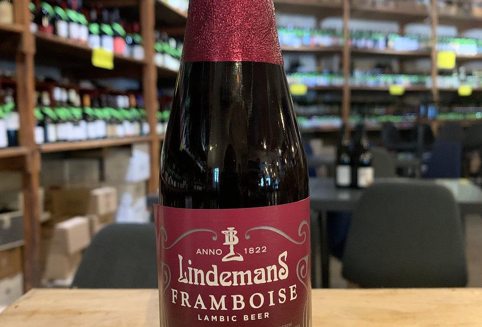 Bière Lindemans Framboise 25 cl 2.5°