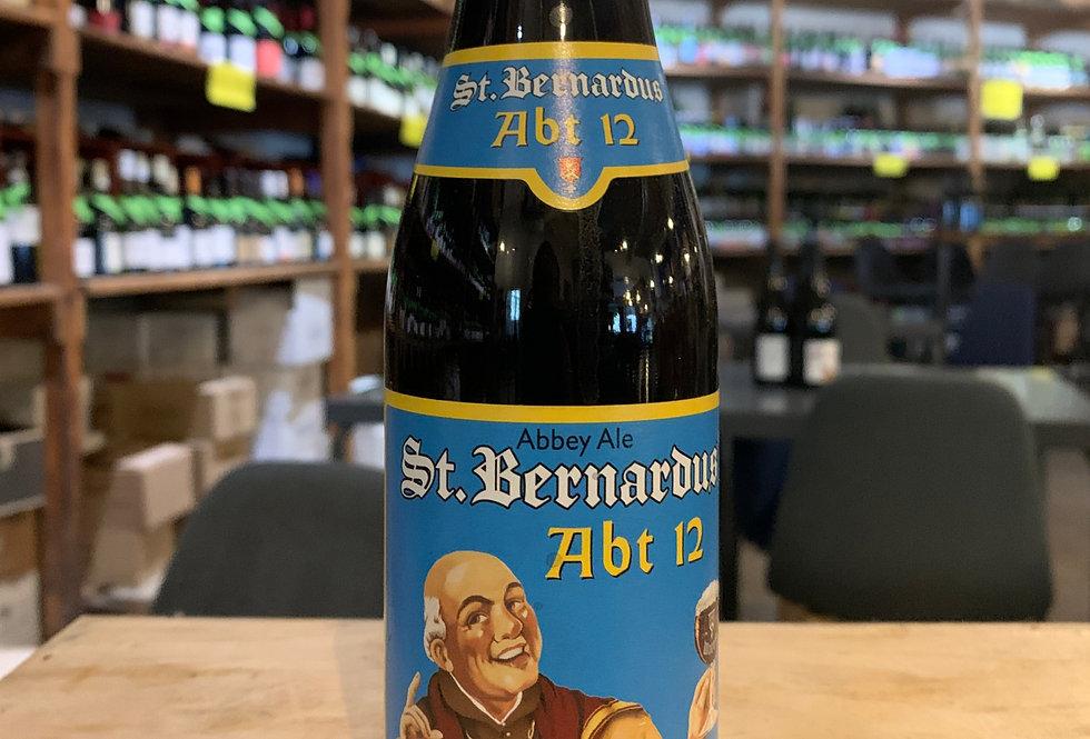 Bière Saint Bernardus ABT 12 33 cl 10°