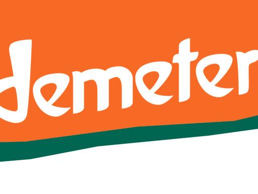 La certification Demeter