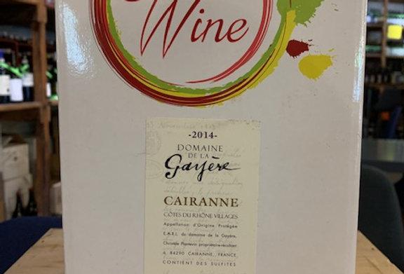 Cairanne La Gayère Rouge BIB 5 L 2014
