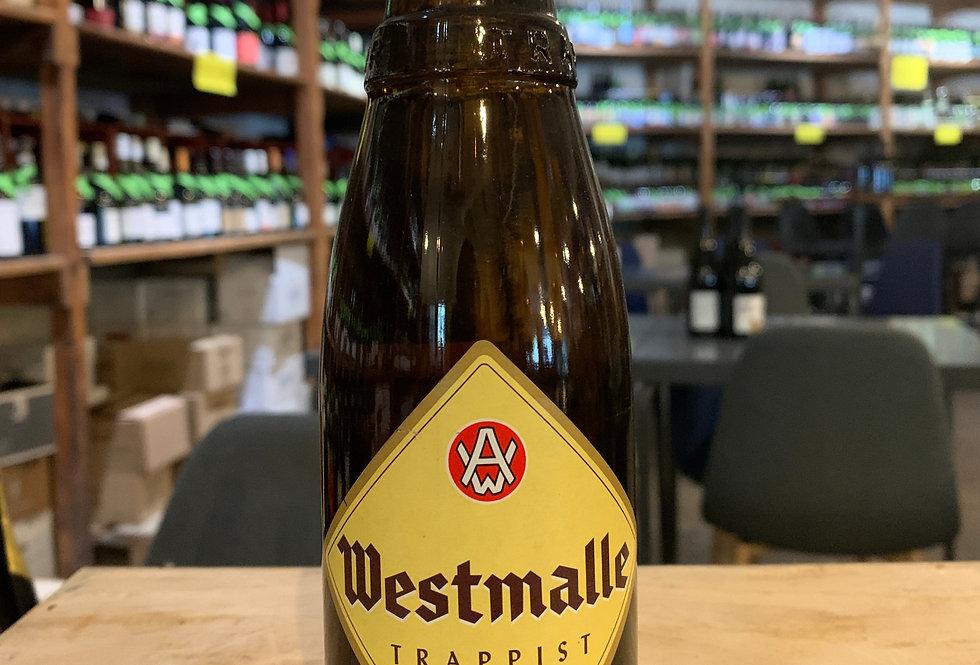 Bière Westmalle Triple Trappiste 33 cl 9,5°