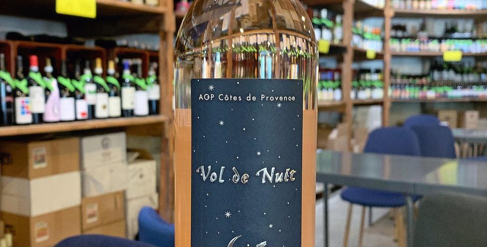 Côtes de Provence Vol de Nuit - Domaine le Loup Bleu Rosé 2019