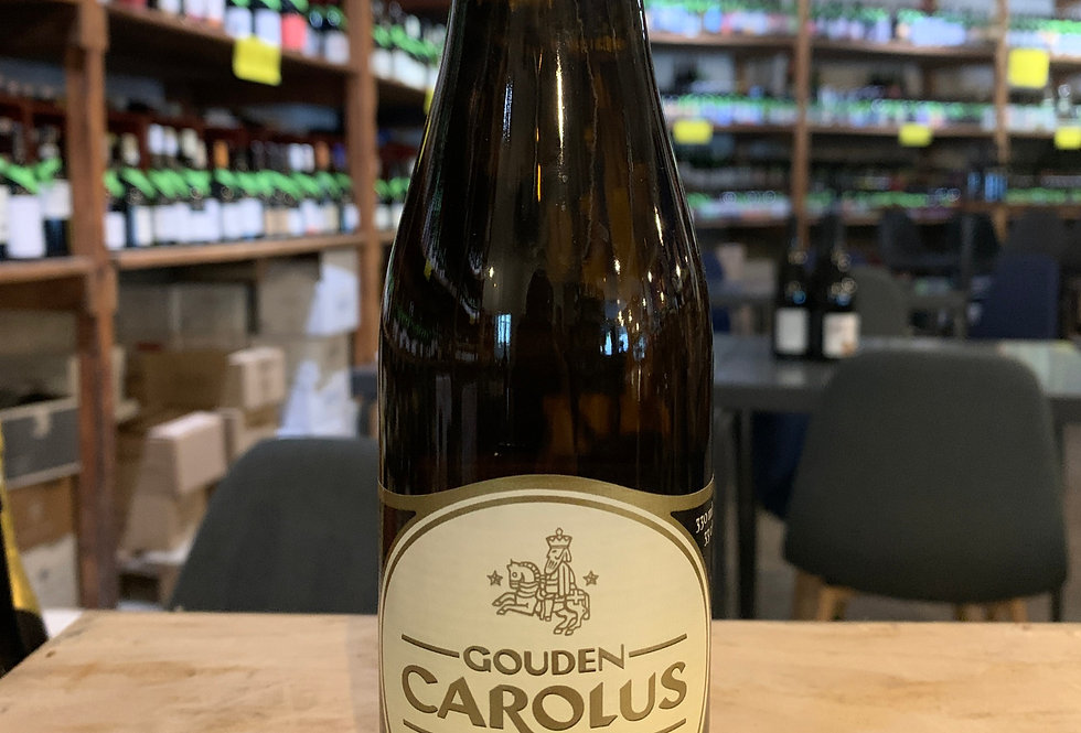 Bière Carolus Triple Blonde 33 cl 9°