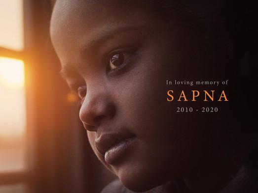 Sapna's Passing