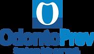 logo odontoprev_vertical_CMYK_slogan-Sua