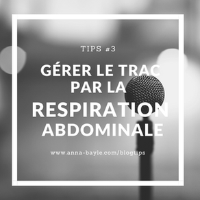 Tips - #3 -  la respiration abdominale