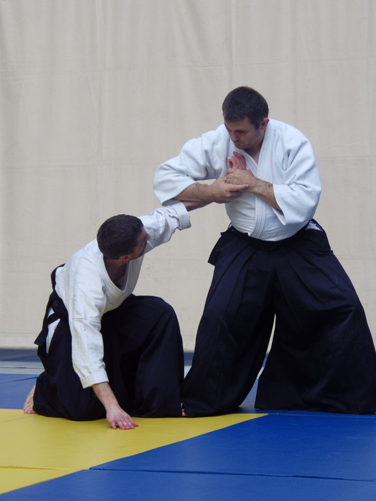 aikido cherbourg ACCAAMa forum association