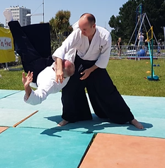 Cyril aikido cherbourg
