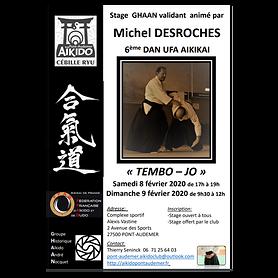 Stage Tembo - Jo Michel Desroches