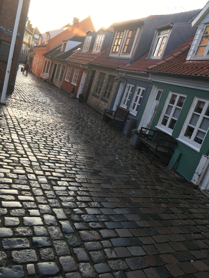 A stroll in Aalborg