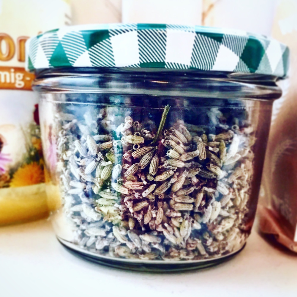 Fragrant and lovely lavender
