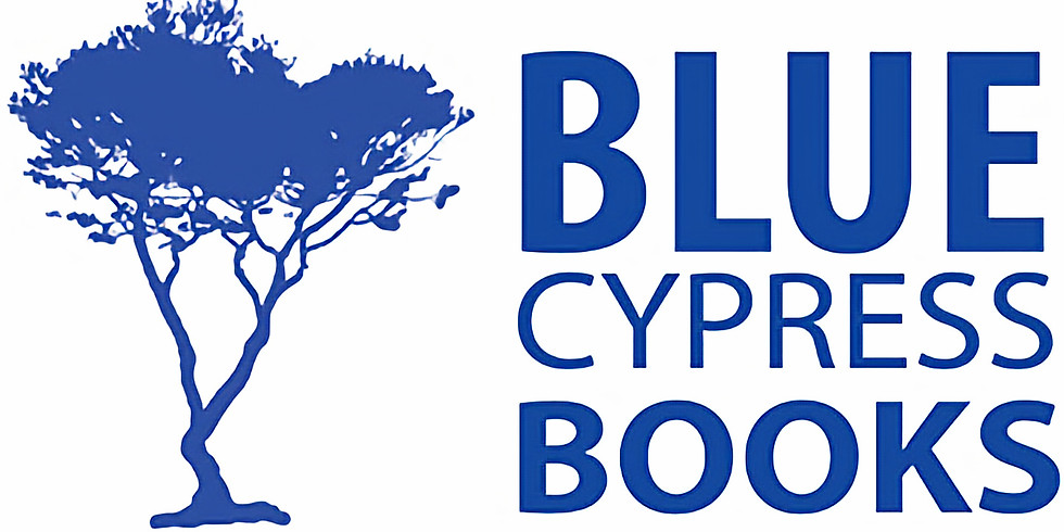 Book Signing at Blue Cypress Books
