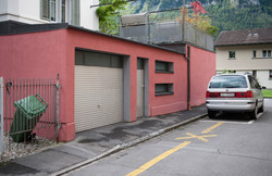 Fassade - rot