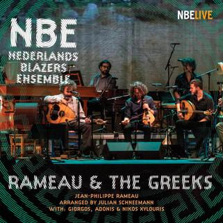 "Nederlands Blazers Ensemble ""Rameau & The Greeks"""