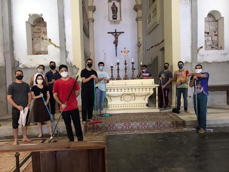 Atualização sobre as atividades do Oratório