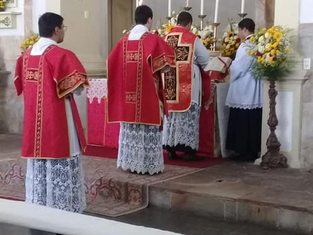Ereção Canônica do Oratório de Nossa Senhora do Rosário 09/06/2019