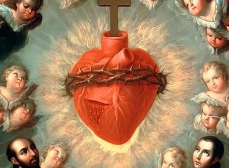 Festa do Sagrado Coração de Jesus, plenitude da divindade
