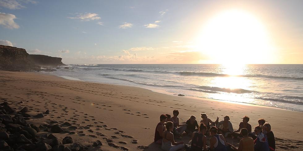 Retraite Yoga à Fuerteventura