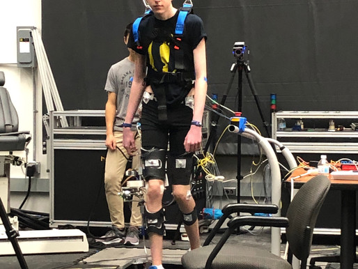 Exoskeleton is Exactly What Cerebral Palsy Kids Need