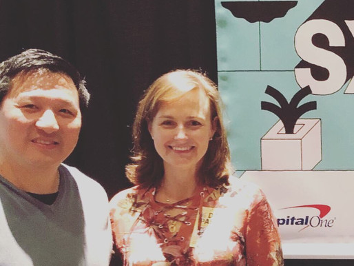 iCAN's Koh and West Share Results of Impact Pediatric Health Competition at SXSW 2019