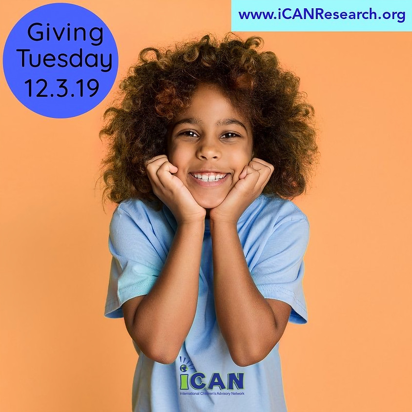 iCAN Giving Tuesday