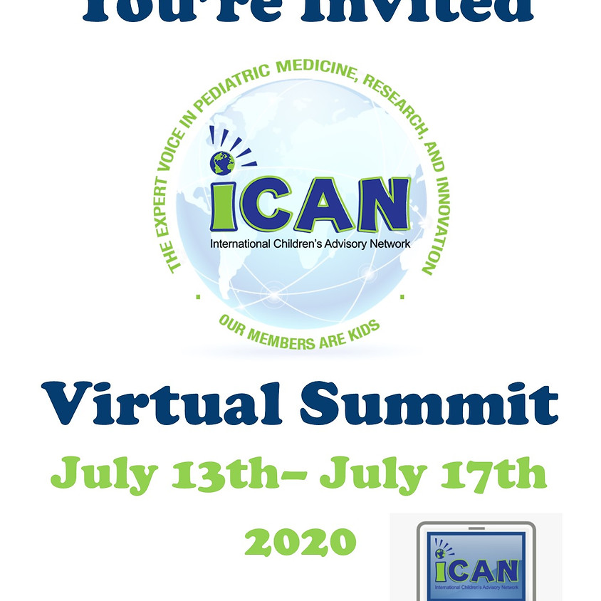 Jumo Health presents the 2020 iCAN Virtual Summit