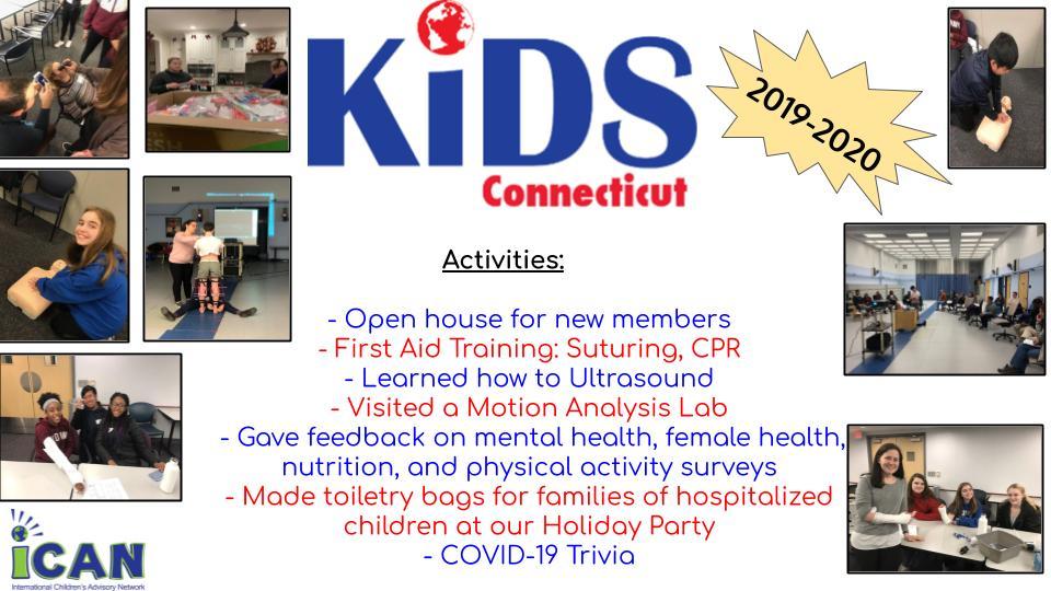 KIDS CT Poster 2020