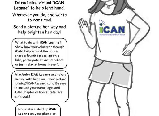 "Introducing Virtual ""iCAN Leanne"""