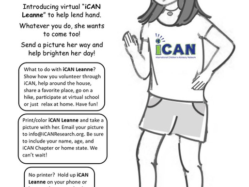 "Introducing Virtual ""iCAN Leanne"""