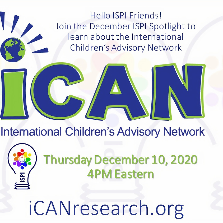 Meet iSPI and iCAN