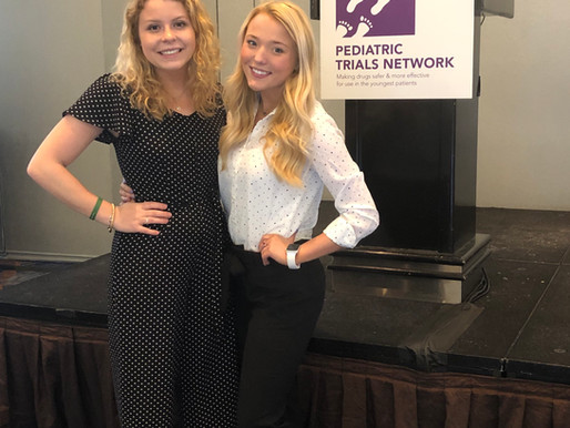 iCAN and the Pediatric Trial Network share young voices at PAS 2019