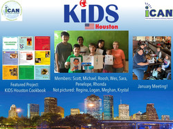 KIDS Houston Poster 2020