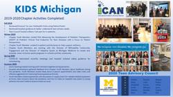 KIDS Michigan 2020 Poster
