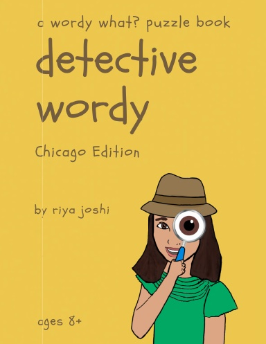 Detective Word Lurie Childrens
