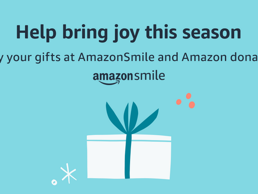 Shop AmazonSmile and Help iCAN