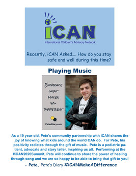 iCAN Asked..