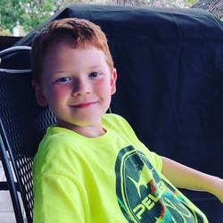 Logan Hood - San Antonio Virtual Chapter