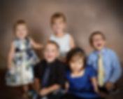 Large Adoptive Families