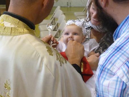 Christine's Baptism
