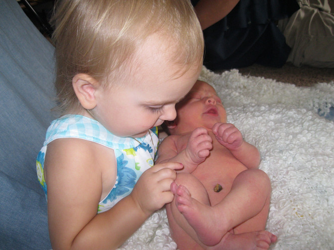 A New Mommy of Two