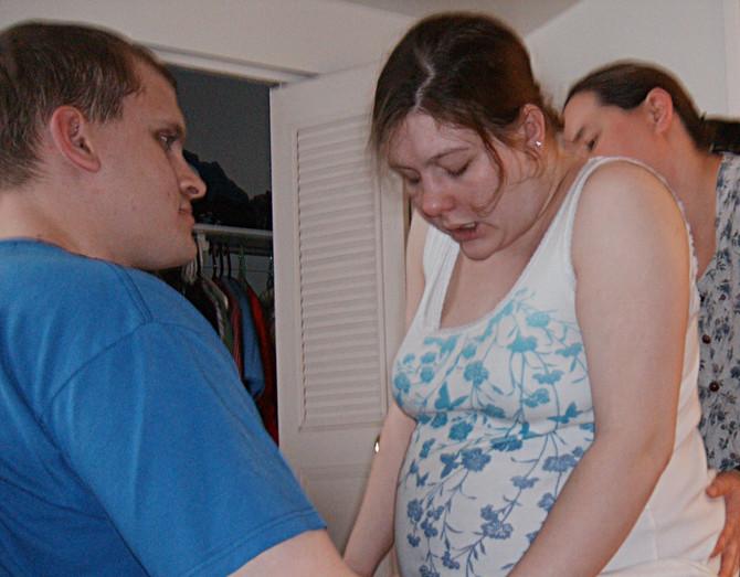 Evangeline's Birth Story: Part I