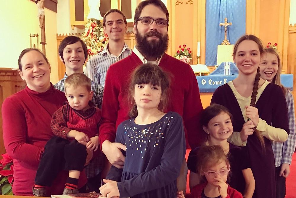 Gillespie Family
