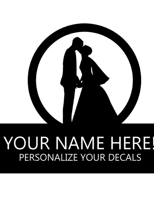 Customize - Add Your Name