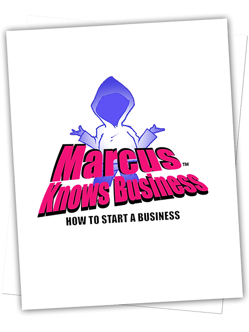 Marcus Knows Business Ebook