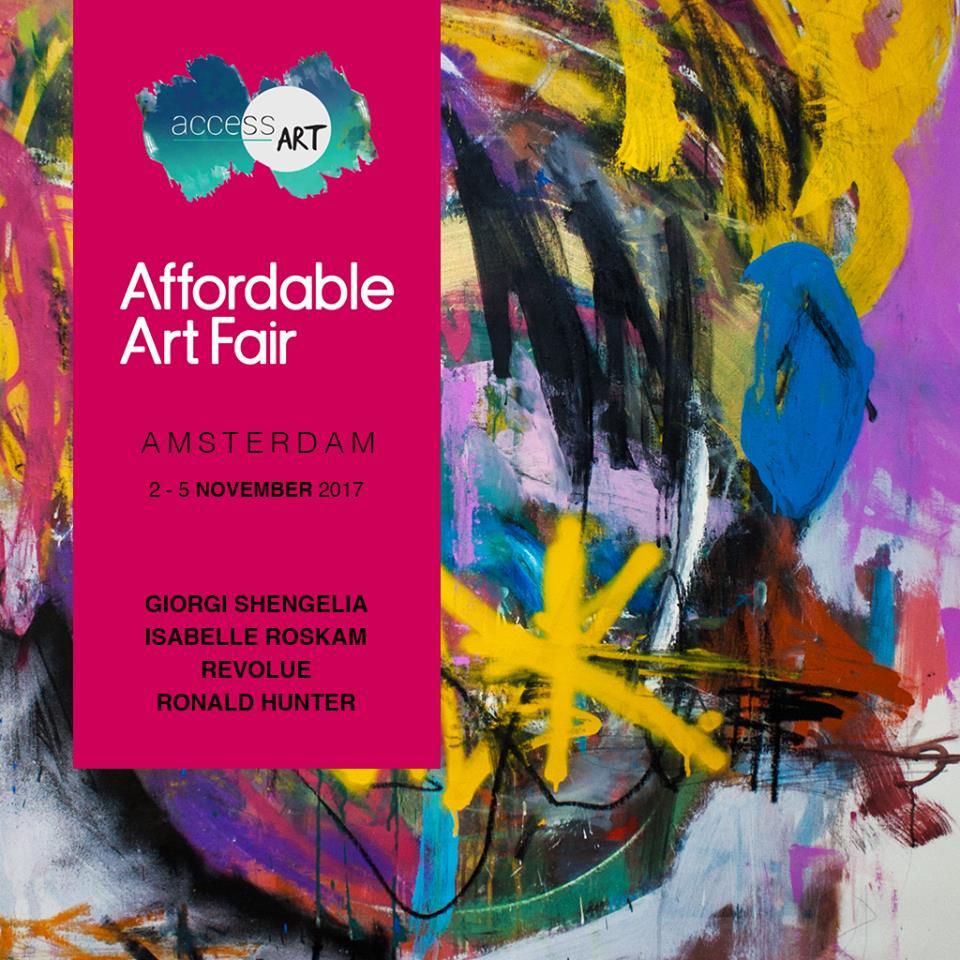 Affordable Art Fair 2017