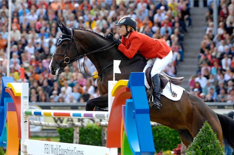 World Equestrian Games 2006 - Aachen