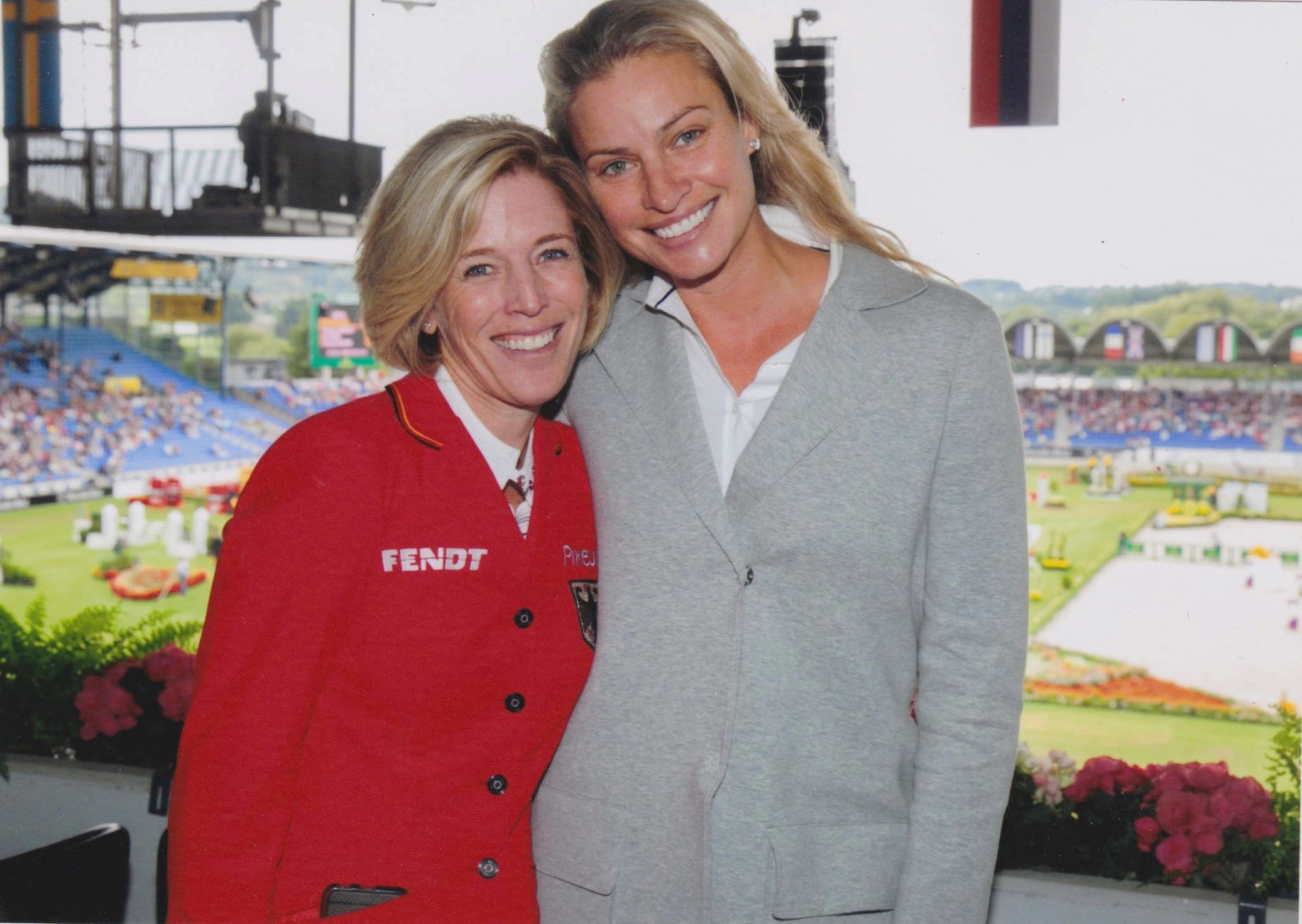 Meredith & Kristy Clark